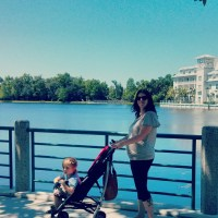 Sponsored - My New Urbini Touri Travel System Review