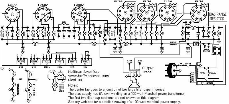 olp bass wiring diagram