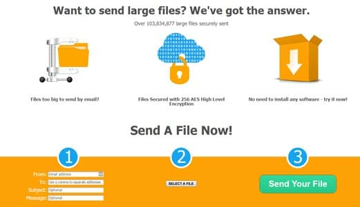 Best Websites to Share Large Files Online without Any Limit