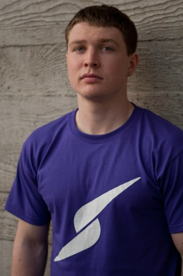 Tim Shieff parkour champion - Portrait at art of motion london