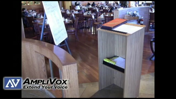 Hostess Stands and Podiums for Restaurants and Hospitality