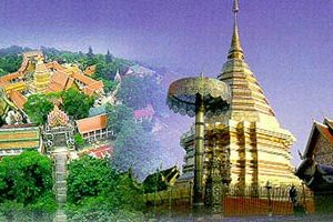DOI SUTHEP-MHONG-PHUPING
