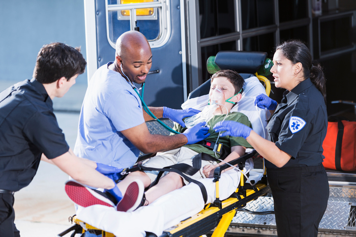 My Clinical Experience as a Volunteer EMT - AMSA