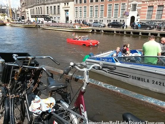 Canal Cruises Amsterdam