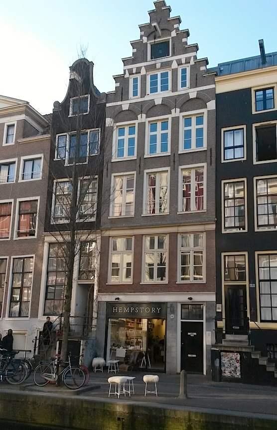 Hemp Story In Amsterdam 39 S Red Light District Amsterdam