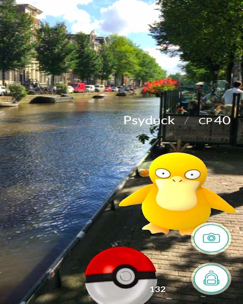 Pokemon Amsterdam Canals Red Light District