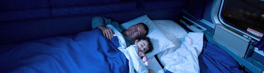 Sleeping Accommodations Amtrak