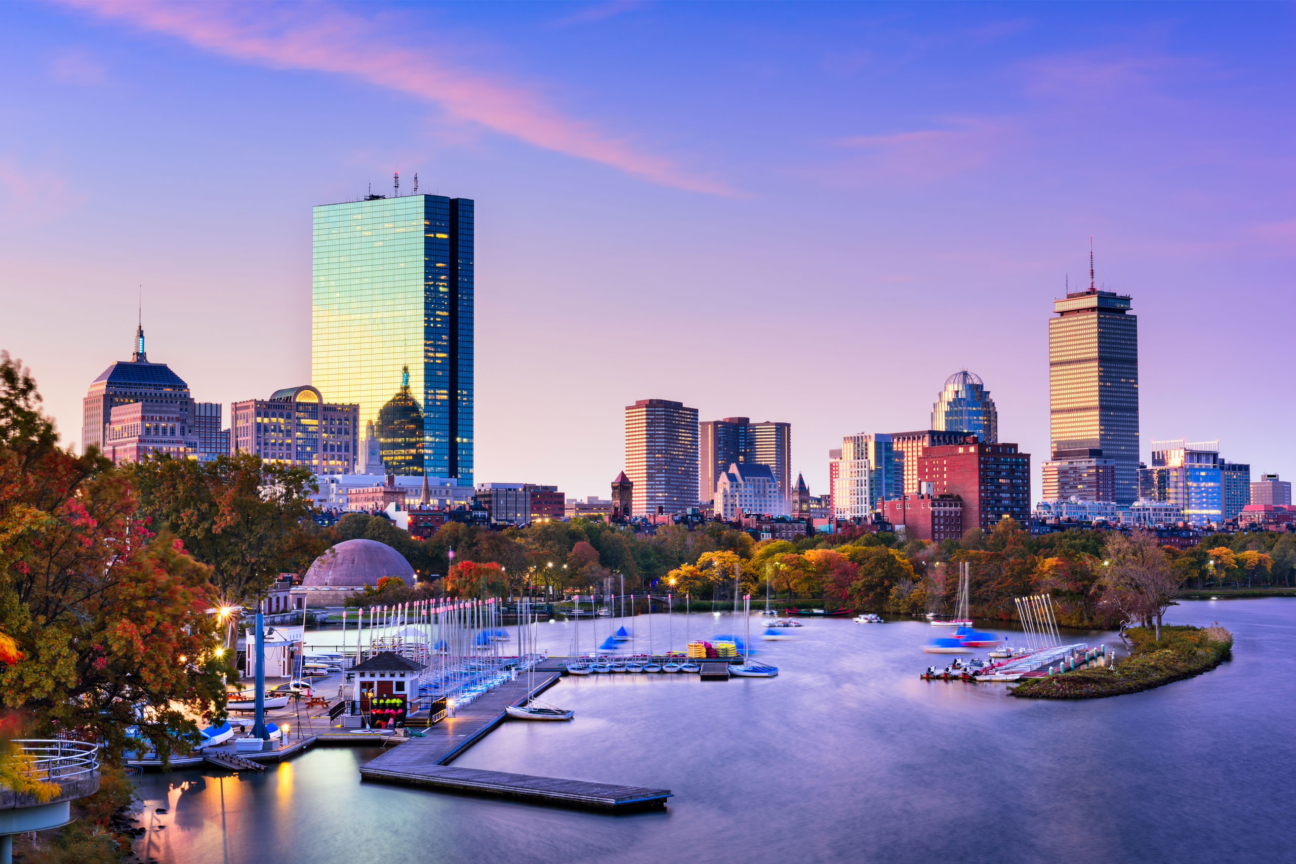 New England Fall Wallpaper Free Stations Amtrak Downeaster