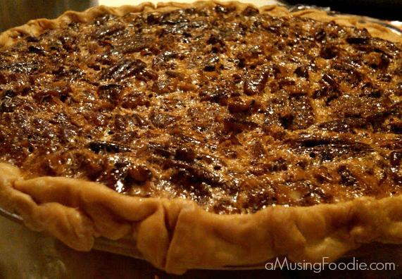Pioneer Woman's Perfect Pecan Pie