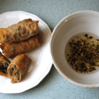 Guest Post: Vegetarian Spring Rolls