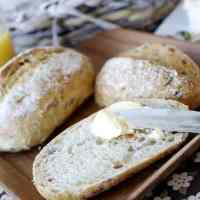 Easy Homemade Bread Recipes To Enjoy With Imported Finlandia Butter