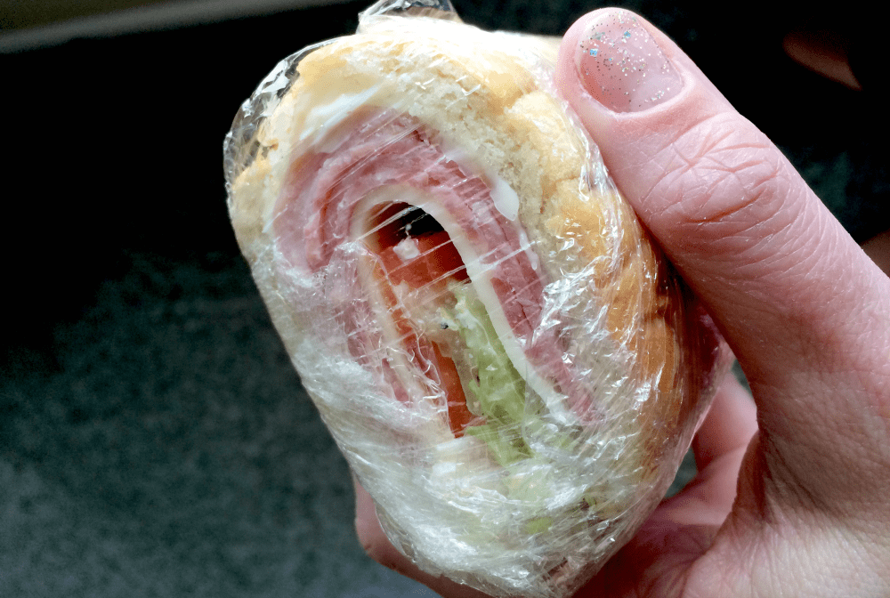 The Twinbrook Deli Italian Cold Cut Sub