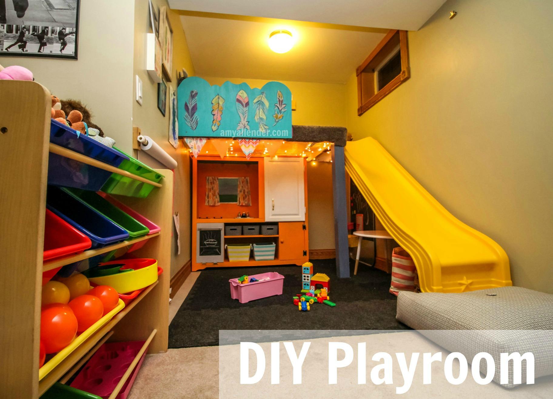 DIY Playroom