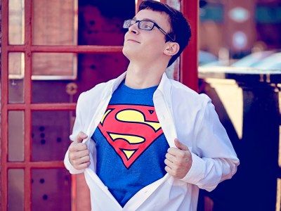 Nathan {Superman} Class of 2016