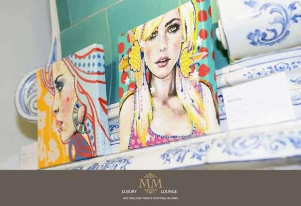 mm luxury lounge zurich art