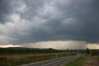 10.08.09 - Ansehnliche Gewitter bei Bad Kreuznach ...