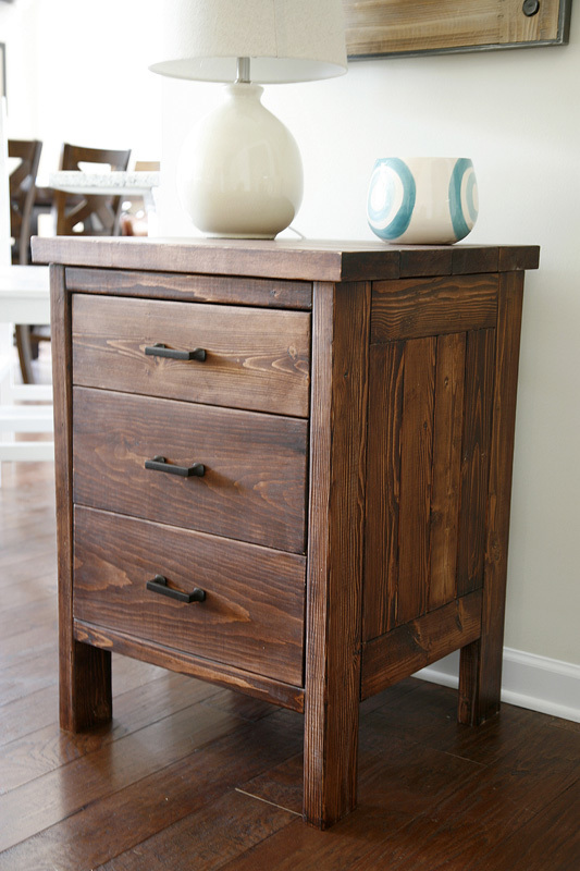 Ana White Chest of Drawers from 2 by 4s - DIY Projects