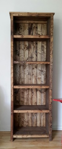Ana White | Kentwood Bookshelf - DIY Projects