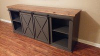 Ana White | Grandy TV Stand - DIY Projects