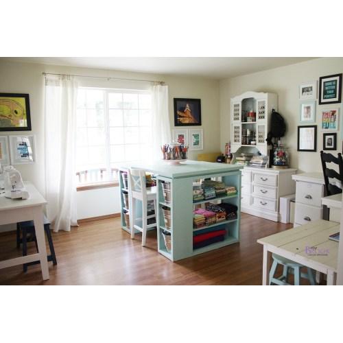 Medium Crop Of Craft Room Furniture