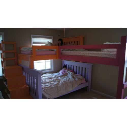 Medium Crop Of Girls Loft Bed