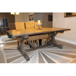 Small Crop Of Farm House Table