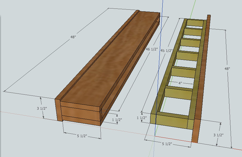 Wood How To Build Floating Shelf Pdf Plans