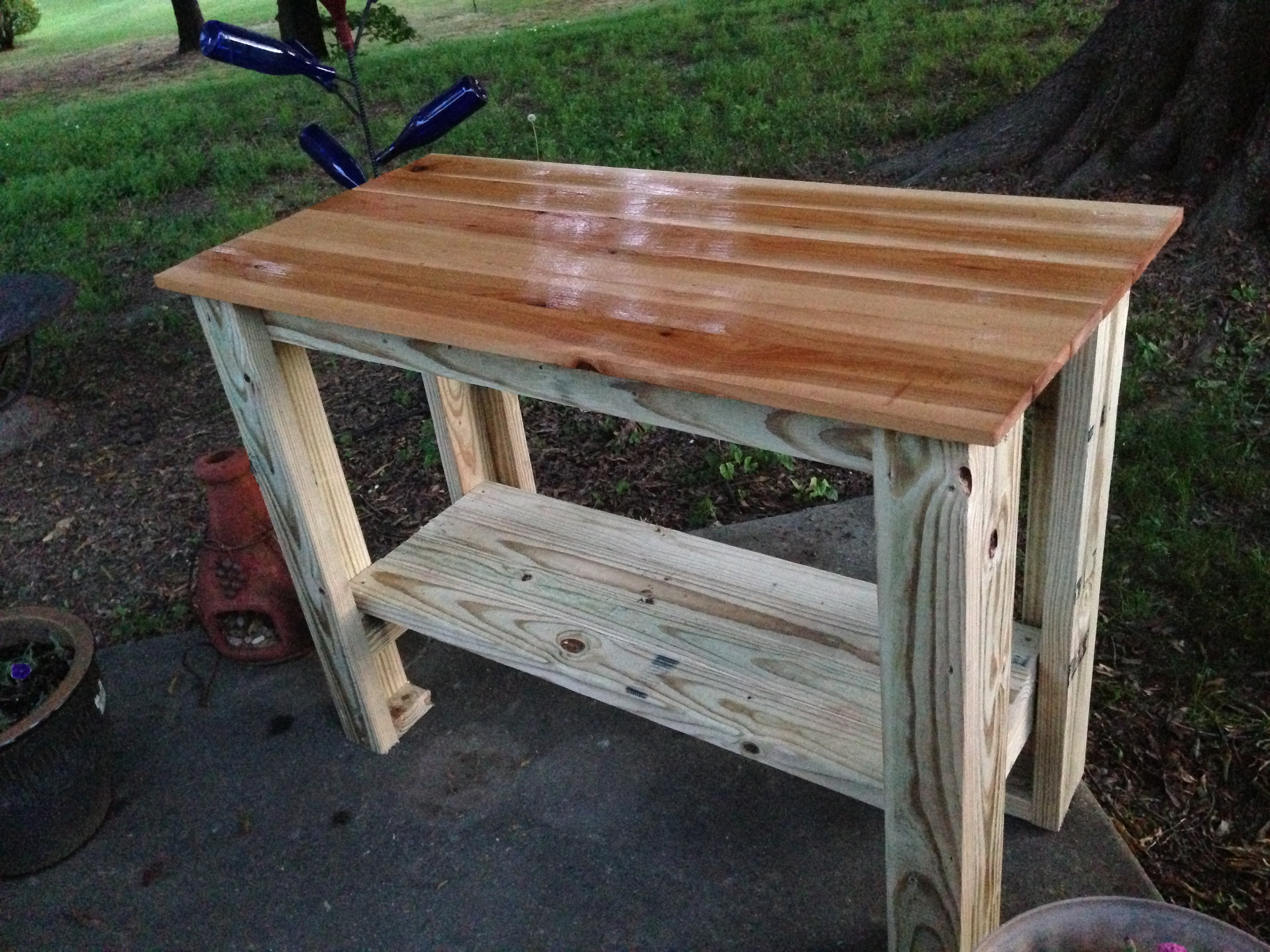 grillin and chillin outdoor grill food prep station kitchen prep tables Grillin and Chillin Outdoor Grill Food Prep Station