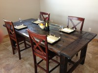 Ana White | Farm Style Dining Table - DIY Projects