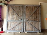 Ana White | Barn door closet doors - DIY Projects