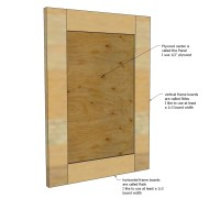 Ana White | Easy Frame and Panel Doors - DIY Projects
