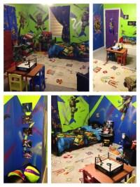 Ana White | Teenage Mutant Ninja Turtle Bedroom - DIY Projects