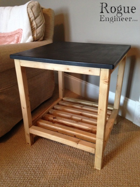 Ana White   Connor Side Table - Diy Projects
