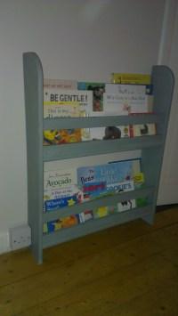 Ana White | Mini Flat BookShelf - DIY Projects