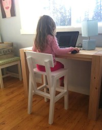 Ana White | Harriet Higher Chair - DIY Projects