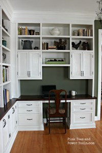 Ana White | Dining Room/ Home Office - DIY Projects