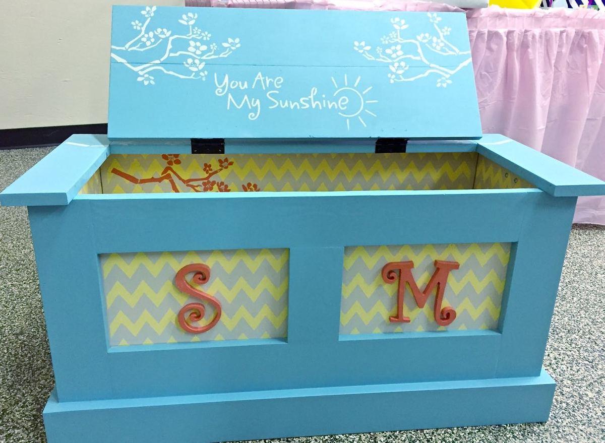 Ana White Mimi39s Storage Bench As Toybox Diy Projects