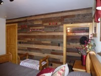 Ana White | Barnwood wall - DIY Projects