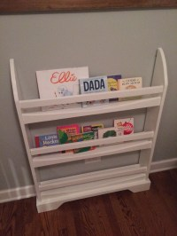 Ana White | Flat Wall Bookshelf - DIY Projects