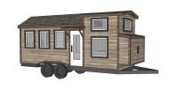 Ana White | Quartz Tiny House - Free Tiny House Plans ...