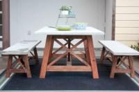 Concrete Patio Table Set - Bestsciaticatreatments.com