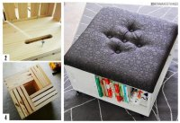 Crate Furniture Ideas   Ana White Woodworking Projects