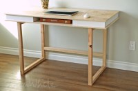 Ana White | Modern 2x2 Desk Base for Build Your Own Study ...