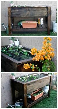 Ana White | Raised Planter Box - DIY Projects