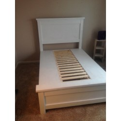 Small Crop Of Twin Bed With Drawers