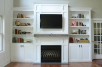 Ana White | Living Room Built-ins - Feature by Decor and ...