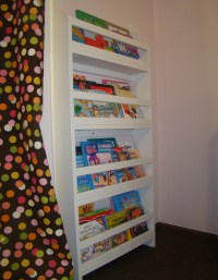 Ana White | Flat bookcase - DIY Projects