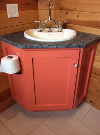 Corner Vanity And Sink - Vanity Design Ideas