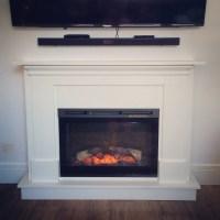 Diy Electric Fireplace Insert - DIY Unixcode