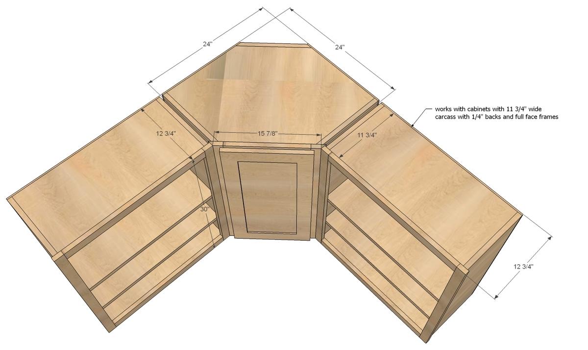 kitchen base cabinet height kitchen cabinet dimensions Ana White 18 Kitchen Cabinet